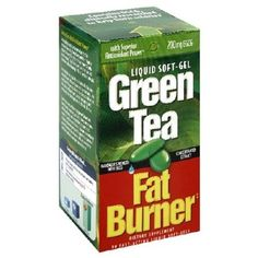 Applied Nutrition Green Tea Fat Burner, Maximum Strength with 400 mg EGCG, Fast-Acting, 90 Liquid Soft-Gels (Pack of 2): Health & Personal Care #green tea #fat burner #health #personal health #health care #personal care #diets# diet