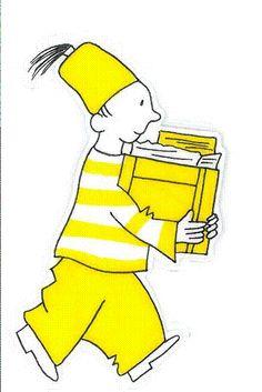 Fred y la caja de libros