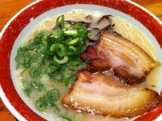 """tonkotsu-ramen"" 豚骨ラーメン"