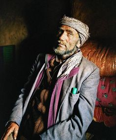 Wakhi herder in the North Eastern part of Afghanistan.