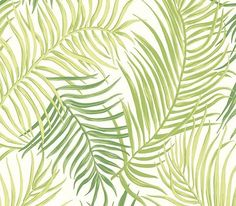 Interior Place - White Tropical Palms Wallpaper, $24.00 (http://www.interiorplace.com/white-tropical-palms-wallpaper/)