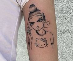 Sick Tattoo, Badass Tattoos, Life Tattoos, New Tattoos, Small Tattoos, Cool Tattoos, Tatoos, Cute Tats, Aesthetic Tattoo