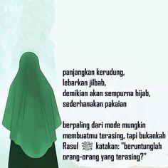 Hijab Quotes, Muslim Quotes, Doa Islam, Islam Quran, Islamic Inspirational Quotes, Islamic Quotes, Woman Quotes, Me Quotes, Islamic Cartoon