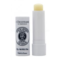 NOW IN STOCK: L'Occitane Shea B... http://www.kamsbeautybox.com/products/loccitane-shea-butter-ultra-rich-lip-balm-4-5g?utm_campaign=social_autopilot&utm_source=pin&utm_medium=pin