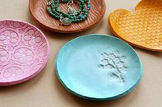 7 gorgeous handmade Mother's Day gifts to make from clay, from simple to wow.