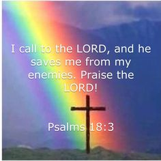 When we draw near to The Lord, our unseen enemies flee away from us. Notice, the order this takes place in is we come close to Him? Things are different when He shows up and we can call on Him at anytime. Note: we are also encouraged to pray continually. See the difference in your days!