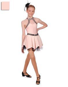 Sansha Beckie Girls Ballroom Dress Y1710P From £19.95 Asymmetric ...