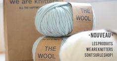 We Are knitters débarque à La petite épicerie