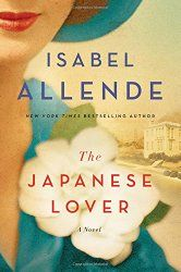 The Japanese Lover is my first Allende book although The House Of Spirits has been sitting in my TBR for years.