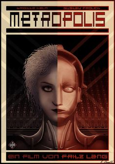 Metropolis.UFA Film.1927.Germany. Directed by:Fritz Lang.