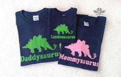 Cumpleaños de dinosaurio partido t camisa por PricelessKids en Etsy