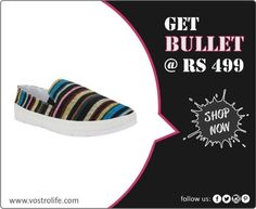 Vostro Bullet 17 Black Men Casual Shoes VCS0372  Click here : http://bit.ly/1Y0RwJ4  www.vostrolife.com
