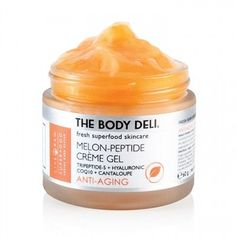 We love this intensive anti-ageing treatment gel that gives your skin a silky, fresh and refined finish. A perfect go to day cream for the summer months, when you want something light, but super hydrating. Packed full of anti-ageing peptides, and a good hit of Vitamin C, what's not to love about this fabulous gel.