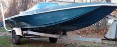 Mopar Speed Boat: 1972 Chrysler Conqueror - http://barnfinds.com/mopar-speed-boat-1972-chrysler-conqueror/