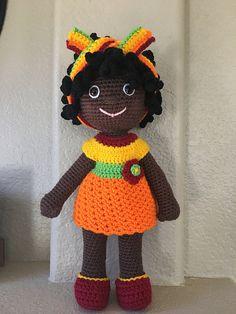 Ravelry: Audrey Doll pattern by Jessica Doering Diy Crochet Amigurumi, Cute Crochet, Crochet For Kids, Amigurumi Doll, Amigurumi Patterns, Crochet Dolls, Crochet Baby, Crochet Patterns, Audrey Doll