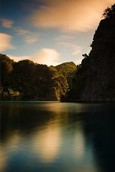 Barracuda Lake Coron Palawan PhilippinesPhotographed...