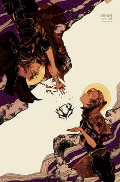 Fire Emblem: If/Fates - Leon and Marx