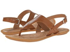 Born Mariel Cuoio (Light Brown) Full-Grain Leather - Zappos.com Free Shipping BOTH Ways