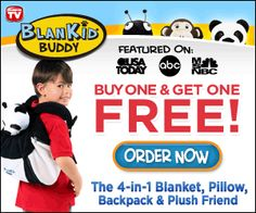 What a great gift idea! #blankid #buddy