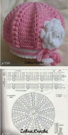 Best 12 CROCHET PATTERN No. The Abby crochet beret pattern (Toddler, Child and Adult sizes) PDF pattern hat, spring beret pattern, pattern hat Crochet Beret Pattern, Easy Crochet Hat Patterns, Crochet Hooded Scarf, Gilet Crochet, Knitting Paterns, Crochet Kids Hats, Crochet Cap, Crochet Buttons, Crochet Beanie