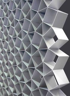 Cellscreen by Korban Flaubert   Textures&Patterns   Bookshelf / Screen Divider