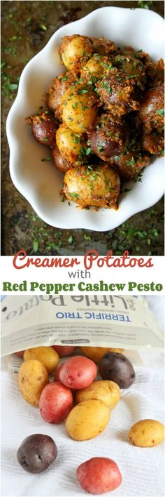 Wooded potatoes recipes