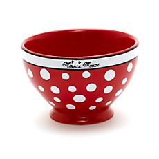 Disneyland Paris Minnie Mouse Spot Small Bowl