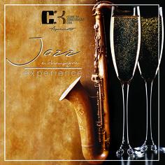 Conceito Jazz e Champagne experience