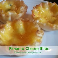 bites that my children will eat. So, when I had some leftover pimento ...