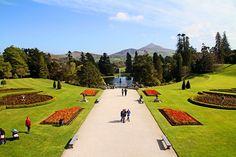 Powerscourt in Ireland