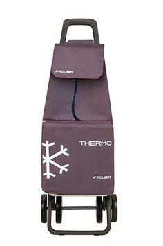 Koooper Chariot de Course Pliable /à Roulette Chaque C/ôt/é 3 Roues 2 en 1 Caddie Courses Diable Escalier Pliant -【Pas de Bruit et L/éger】 Poussette de March/é 6 Roues