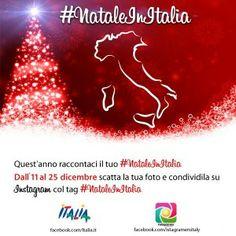 #NatainItalia  Raccontiamo il Natale italiano con Instagram