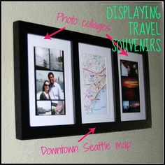 {Project Reveal} Displaying Travel Souvenirs