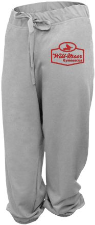 #WillMoor School of #Gymnastics #CapriSweatPants from their online sports apparel store. $24.95