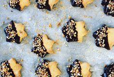 Kerstkoekjes Cookie Desserts, Cookie Recipes, Croatian Recipes, Cookie Time, High Tea, Christmas Cookies, Baking Recipes, Nom Nom, Sweet Tooth