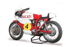 1970 Ducati 450 Desmo Corsa