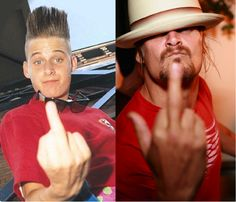 Some thing never change on Kid rock twiiter page