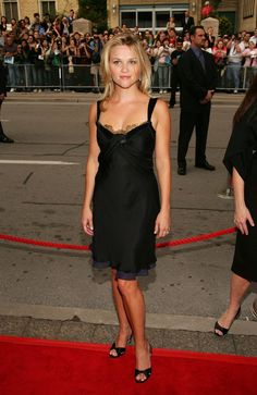 Reese Witherspoon Was Red Hot At The 'Gone Girl' Premiere