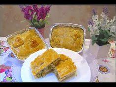 Torta de frango na marmitinha para vender ### Fátima Paulista - YouTube