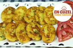 Atıştırmalık nefis bir aperatif olan patates köftesi tarifi yapımı oldukça kolay ve pratiktir. Lezzetli patates köftesi tarifi nasıl yapılır ve tam malzemele...