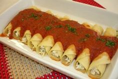 Brazilian Chicken Enchiladas (Panquecas de Frango)...Super easy to make your own!!!!