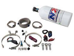 Nitrous Express Mustang NX Nitrous Kit - Nozzle System 20922-10 (86-04 GT) - Free Shipping