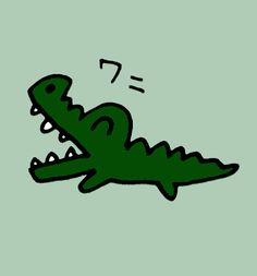 Pochi Sanrio - Badtz-Maru's watch dog/alligator.