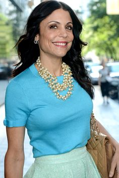 Bethenny is about to add another major title to her resume.