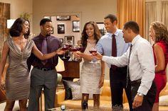 A toast. Season 1.