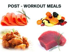 Healthy Recipes : Post Workout Meals #Recipes