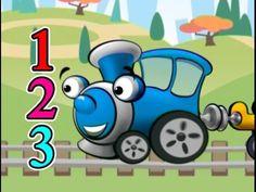 123 ABC TRAIN