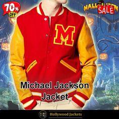 #Halloween Hot offer Get 70% #TvSeries Thriller #MichaelJackson Red Wool Bomber Letterman Varsity Jacket. #HalloweenSale #Halloween #Sale #2021 #OOTD #Style #Cosplay #Costum #men #fashionstyle #women #jacket #shopnow #Clothes #wool #discountoffer #outfit #tvseris #onlineshopping #discount #buymypremium #celebrities #offers #fashion #movie