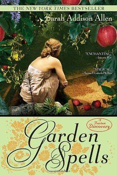 Garden Spells (Bantam Discovery) by Sarah Addison Allen…
