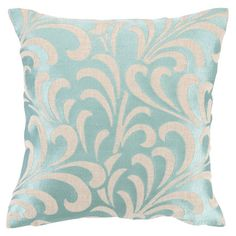 Found it at Wayfair - Talavera Linen Embroidered Pillow